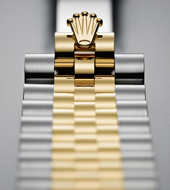 Rolex bei Juwelier Laufer